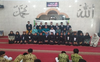 Pelantikan IPM SMP Muhammadiyah 2 Rangkapanjaya